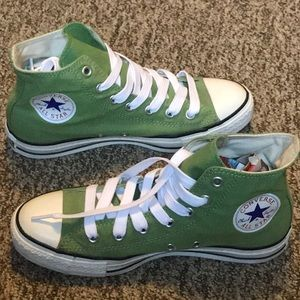 Converse 7B050301 Olive Green Shoes 👟.